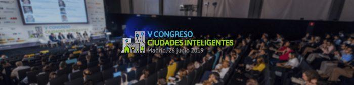 V Congreso de Ciudades Inteligentes