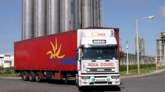 Repsol camión Track and Trace
