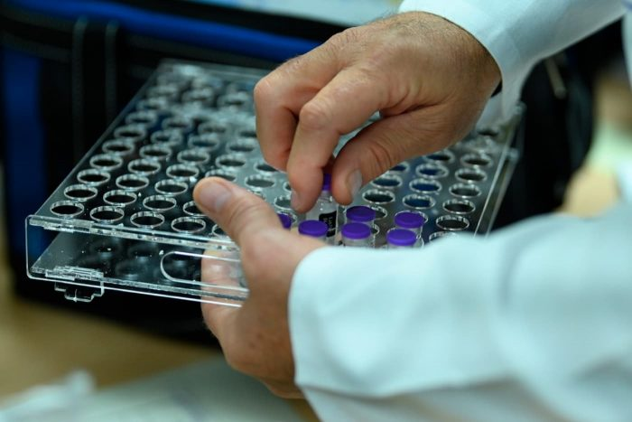 Trazabilidad cadena de sumistro farmaceutica FIELDEAS