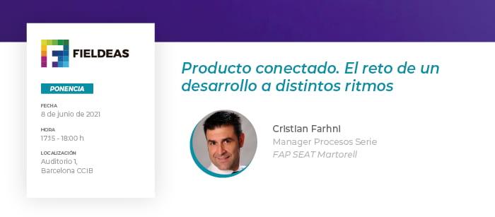 Advanced Factories 2021 Cristian Farhni