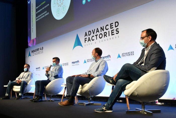 FIELDEAS en Advanced Factories 21