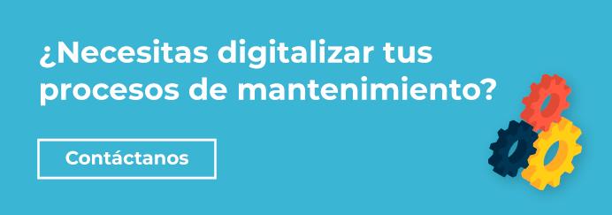 digitalizar mantenimiento